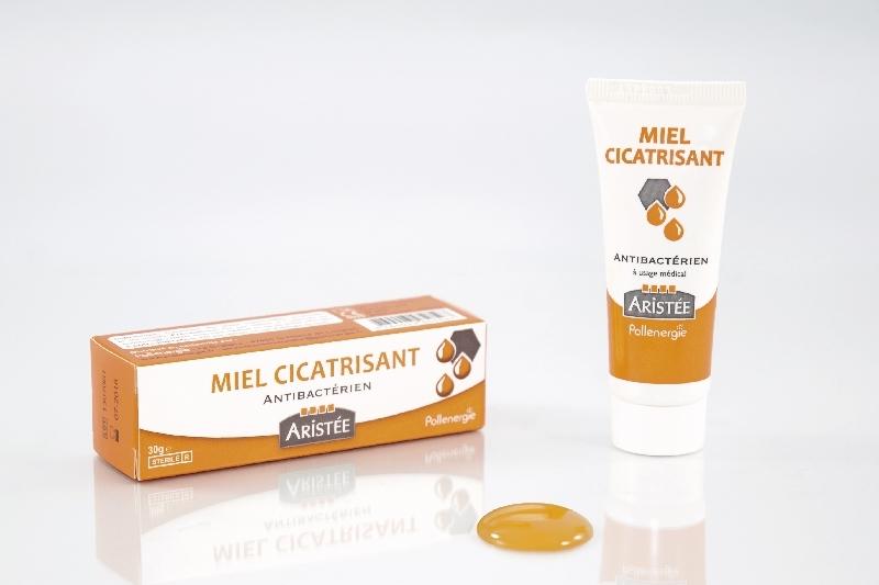 miel antiseptique cicatrisant